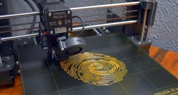 3D printer 'fingerprints' can address counterfeit detection
