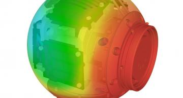 Thermal simulation challenges for aerospace designs
