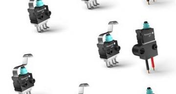 Micro switch with diagnostic benefits enables functional safety