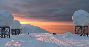 Hughes and OneWeb to demonstrate LEO Arctic service