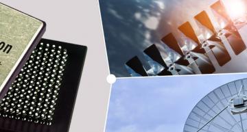 Rad hard high density SRAM for space designs