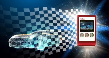 Remote control of racing car via 5G to be demonstrated