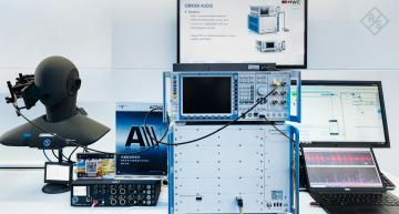 Test system demonstrated for 5G voice over NR