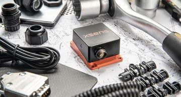 Industrial motion tracking modules for harsh environments
