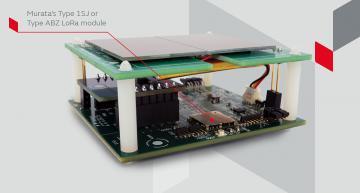 Partnership to develop LoRa energy autonomous IoT platforms