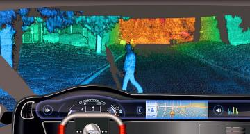 Argo AI 'breakthrough' lidar technology has 400 m range