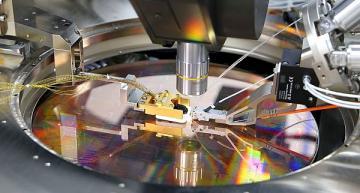 Photonic quantum computing tie-up achieves manufacturing milestone