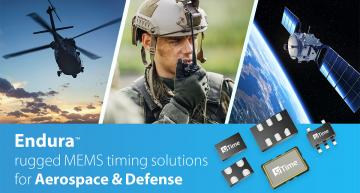 SiTime MEMS timing supports Raytheon's precision guidance system