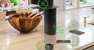 RF energy harvesting advances at-a-distance wireless charging