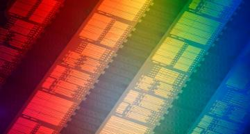 Scalable manufacturing of integrated optical frequency combs