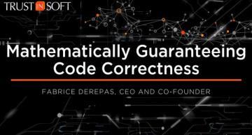 IoT application security test guarantees bug-free code
