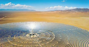 AI-enabled concentrated solar energy startup inks SPAC deal