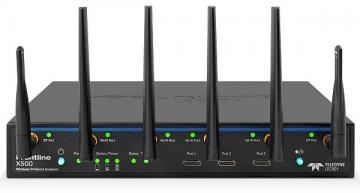 Single-system protocol analyzer for Bluetooth and Wi-Fi 6E
