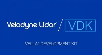 Lidar dev kit brings advanced perception to autonomous solutions