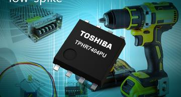 Low-spike-type 40V, N-channel power MOSFET