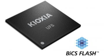 UFS embedded flash memory devices push performance