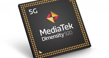 Latest 5G Dimensity smartphone chips from Mediatek