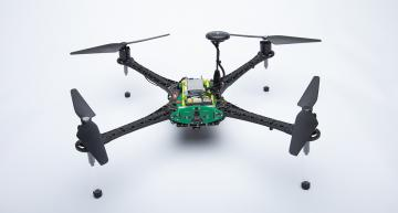 Qualcomm Flight™ RB5 5G platform accelerates and scales development for drone manufacturers.