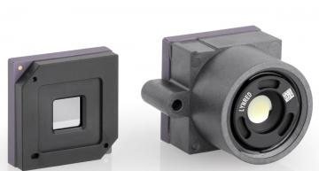 Advanced thermal imager with embedded signal processing
