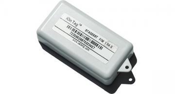 Smart sensor tag monitors expreme temps