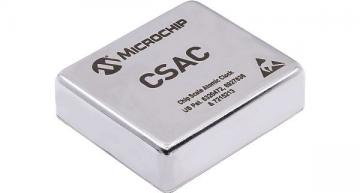 Chip-scale atomic clock for extreme environments