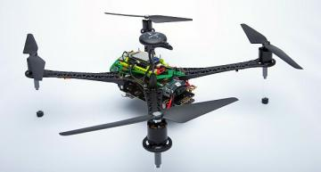 Drone platform is 5G and AI enabled