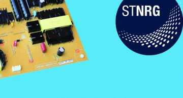 200-W digital-power board for LED televisions