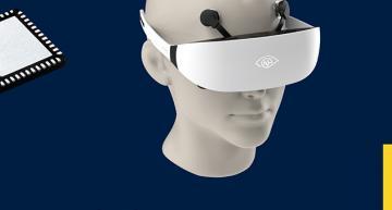 Nu Eyne eye-therapy wearable leverages STM32 wireless MCU