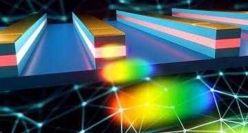 Silicon photonics process to integrate quantum dot lasers