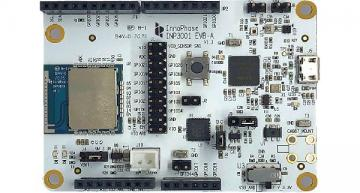 AWS IoT Core solution for ultra-low-power Wi-Fi cloud connectivity