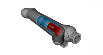 Extreme heat exchanger enabled by genetic algorithm, metal 3D printing