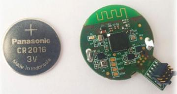 Low-power asset tag platform features five-year battery life