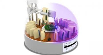 'Digital chef' prepares printed foods using precision laser cooking