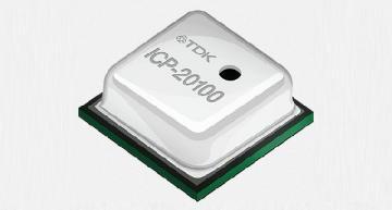 MEMS barometric pressure sensor offers ultra low noise
