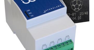Industrial programmable I/O module based on Raspberry Pi MCU