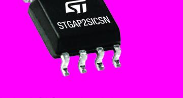 Robust isolated SiC gate driver in narrow SO-8