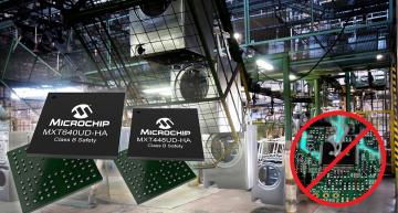 Capacitive touchscreen controllers for home/factory use