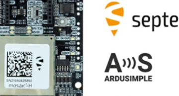 Septentrio partners with ArduSimple on GPS/GNSS