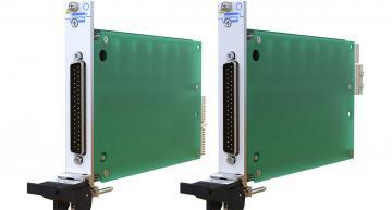 PXI multi-cell battery simulator modules