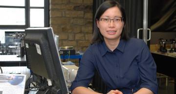 Dr Qunfen Qi