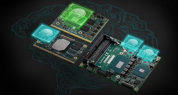 ADLINK Technology will launch a new range of modules for artificial intelligence at the edge.