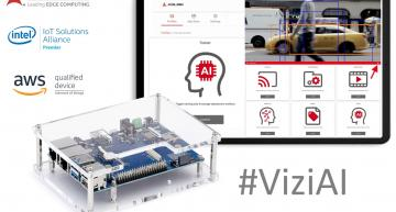 ADLINK Technology has added the new Node-RED app to the company's Vizi-AI devkit to drive action from machine vision AI at the edge.