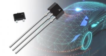 Hall-effect switch, latch ICs with self-test enhance ADAS Safety