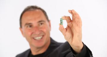 Thar Casey de Amber Solutions discute avec Nick Flaherty d'une technologie de rupture dans l'IoT