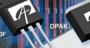 Alpha and Omega Semiconductor has launched700V and 600V Super Junction MOSFET families built on 300mm wafers for high volume.
