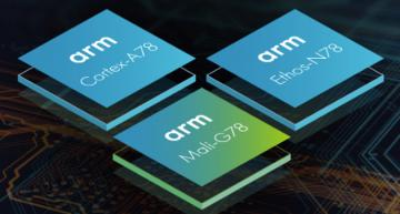 ARM launches '78' series of IP cores
