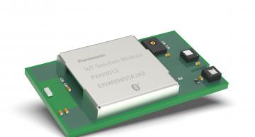 Arrow Electronics, Panasonic Industry, and STMicroelectronics (ST) have launched a low-power wireless multi-sensor edge-intelligence solution.
