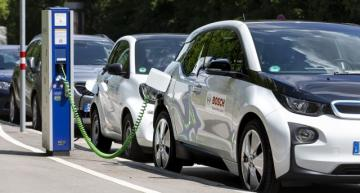 Bosch is developing cloud services to monitor battery-management systems in electric vehicles.