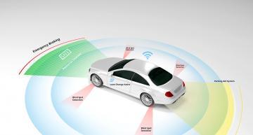 Extensible DSP for autonomous driving