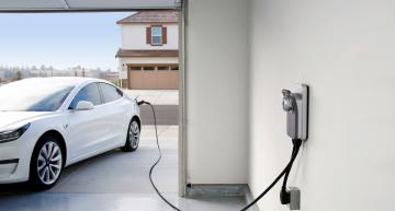 Chargepoint's Home Flex allows drivers to charge any electric vehicle (EV) up to 9 times faster than a standard wall outlet.